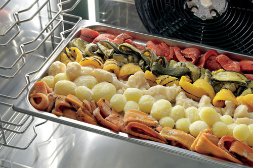 Gastronormschaal blastchiller